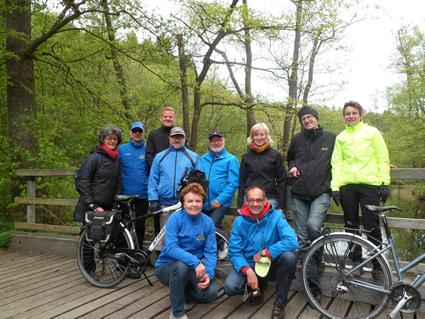 Radtour Rund um den Wolletzsee